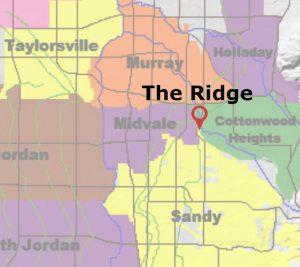 The Ridge Apartments in Midvale, UT